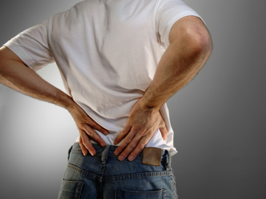 Prevalencia dolor espalda