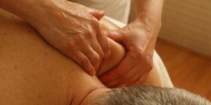 masaje trapecio
