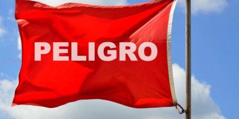 Banderas rojas